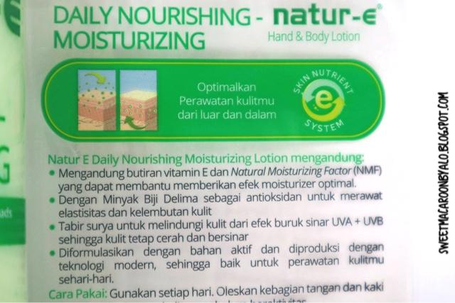Natur-E Daily Nourishing 100 IU