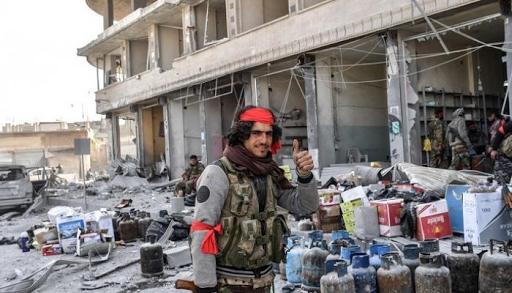 قصص الرعب في عفرين على يد المجموعات المرتزقة للمعارضة السورية التابعة للاحتلال التركي