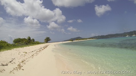 Sandy Island - Carriacou