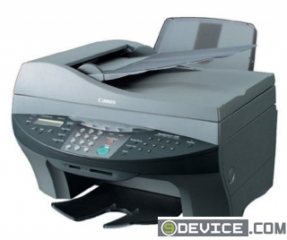 Canon MultiPASS MP730 laser printer driver | Free download & add printer