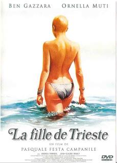 Pasquale Festa Campanile's La ragazza di Trieste (1982) Cover