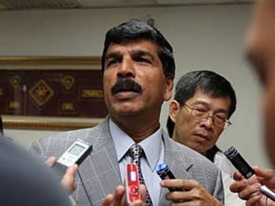 Dakwaan VCD seks: Speaker Dun Perak buat laporan polis