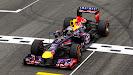 Sebastian Vettel wins his 13th race of the 2013 F1 season