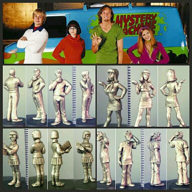 Grupo Scooby-Doo de hasslefree