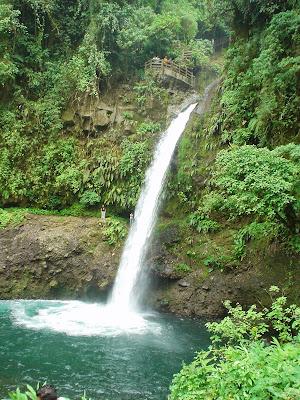 Wasserfall la Paz