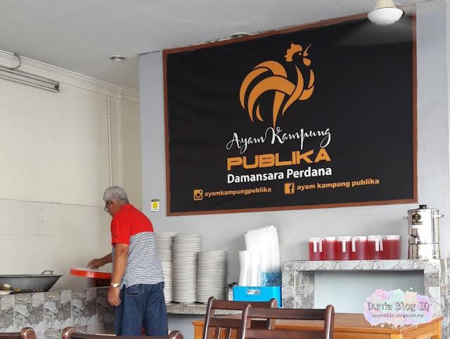 Gulai Kawah Daging Kambing Meletup di Ayam Kampung Publika, Damansara Perdana