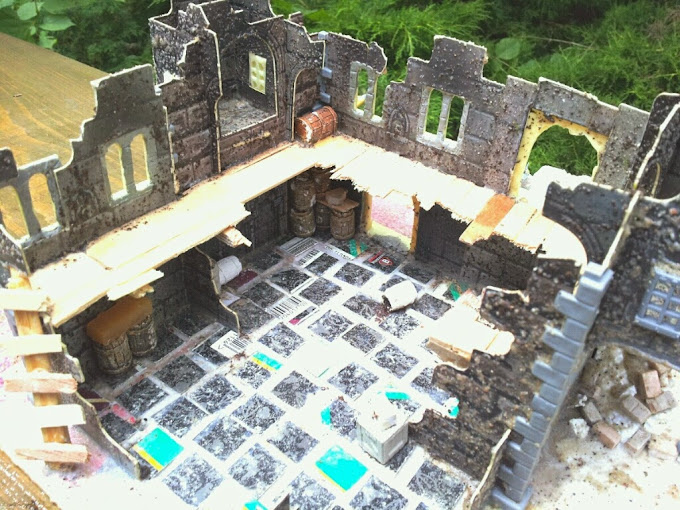 Dwalthrim's smithy - my table and terrain PicsArt_1404300158922