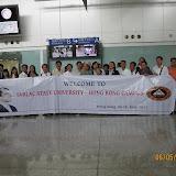 Chương trình Doctoral của Tarlac State University - Chuyến du học Hong Kong tháng 5.2011