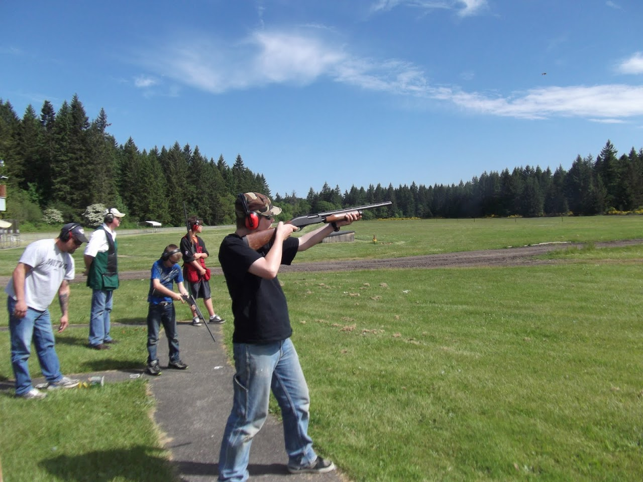2011 Shooting Sports Weekend - DSCF0668.JPG