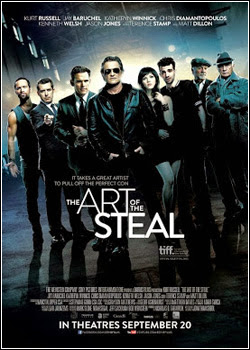 78 The Art of the Steal   BRRip (720p)   Dual Áudio