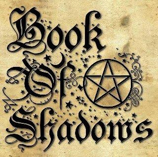 Fancy Book Of Shadows, Book Of Shadows