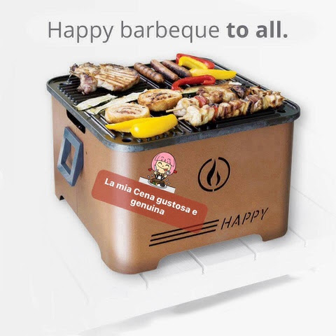 Happy barbeque to all