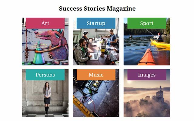 Success Stories Magazine