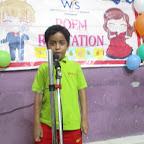 Poem Recitation   Activity (Hindi) (Sr. KG.) R.C. Vyas 28-07-2017