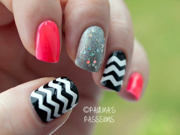 42 Pictures Magical Nail Art Hacks of Sexy Women - Fashion 2D
