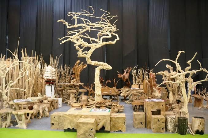 JIFFINA 2020 Bidik Mebel Ramah Lingkungan
