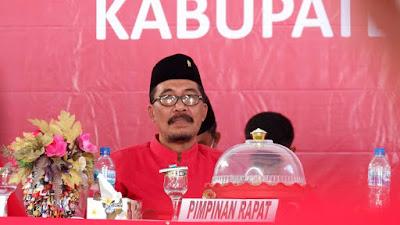 Tidak Mutlak, Bupati yang Jabat Ketua DPC PDI-P Didukung DPP