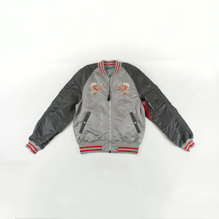 Alpha Industries MA-1 Souverneir Double Dragon