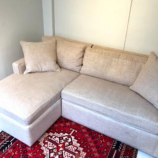 Avery Boardman Sectional Sofa