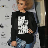 OIC - ENTSIMAGES.COM - Tallia Storm at the Style for Stroke T-shirt - launch party in London 13th May 2015  Photo Mobis Photos/OIC 0203 174 1069