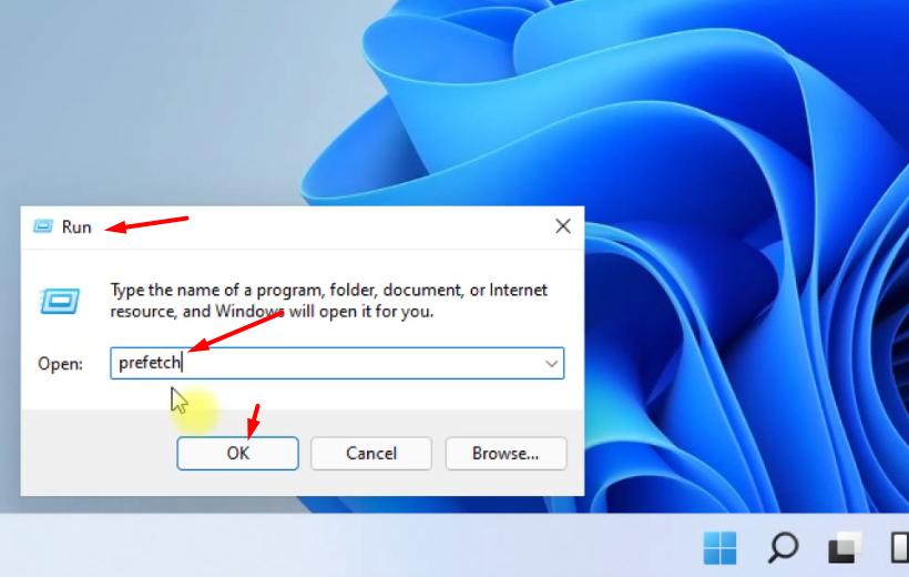 Windows 11 Prefetch