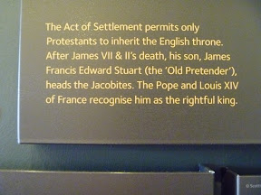 """""""permits only Protestants"""" ...Europe's such a civilized place so progressive"""