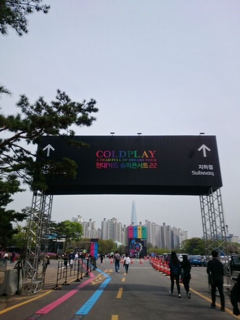 ColdplaySeoul