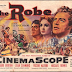 REVIEW OF 'THE ROBE': A MOVIE PERFECT FOR HOLY WEEK VIEWING ABOUT A ROMAN TRIBUNE'S CONVERSION TO CHRISTIANITY