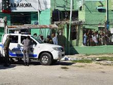 Pata de Plomo intentó fugarse de la cárcel de Barahona, fue impedido por un policía.