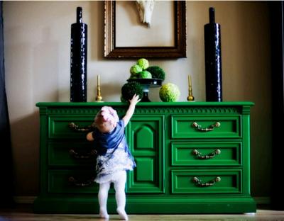 Goed In Stijl Kleur Bekennen Groen