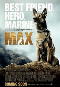 Chú Chó Max - Max poster
