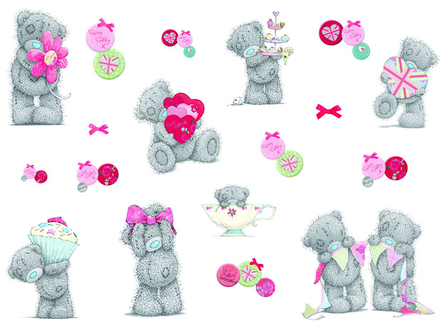 All Brands Me To You Tatty Teddy Celebration