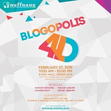 Blogopolis 4D