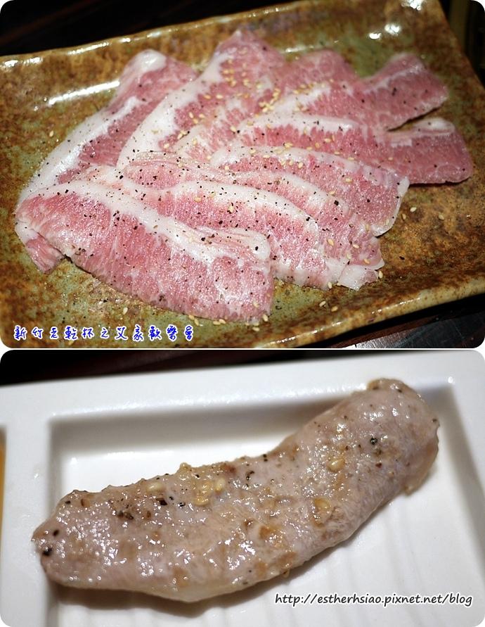 8 霜降豬肉 220元