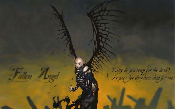 Fallen Angel Matt Wilson, Evil Creatures 2