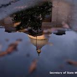11-28-16 Capitol Reflections at dusk