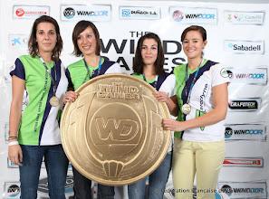 Photo: Prix des Wind Games 2014 en VR4 Feminin
