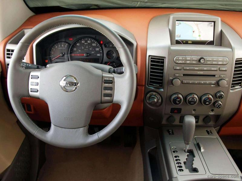 2009 Nissan Armada Suv Specifications Pictures Prices
