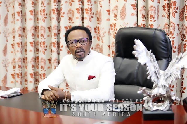"""""""The Truth About My Relocation To South Africa"""" - Prophet Joshua Iginla"""