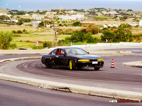 Black Silvia Hill Drift