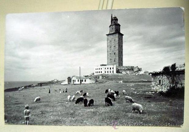 La Torre de Hércules año 40-50