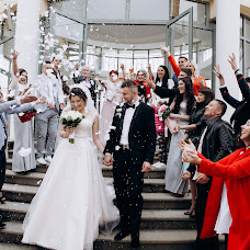 Wedding photographer Bogdan Milevich (milevich). Photo of 24.05.2018