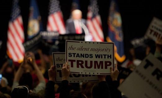 silent majority trump