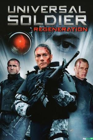 Phim Chiến Binh Vũ Trụ - Universal Soldier Regeneration (2009)