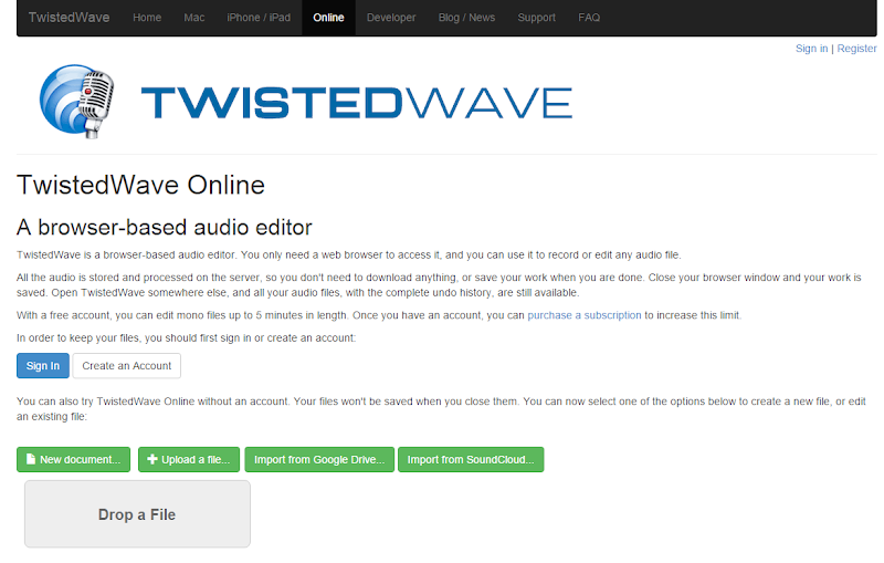 TwistedWave