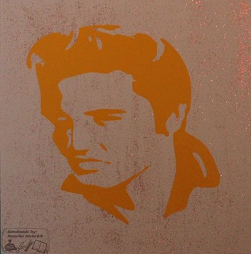 Canvas Elvis Presley 1