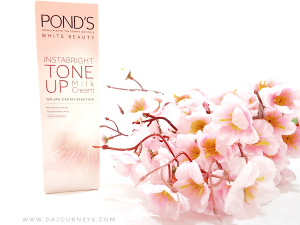 [Review] Pond's Instabright Tone Up Cream