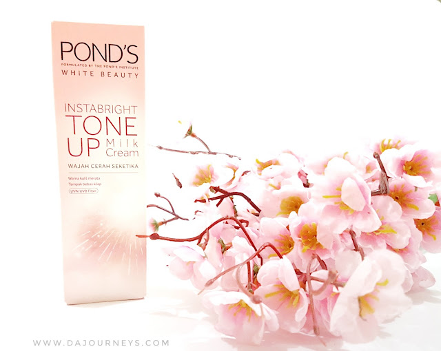 Review Pond's Instabright Tone Up Cream