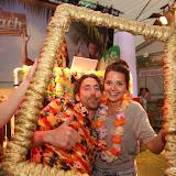 Tropicalbeachparty feesttent Nulse feest