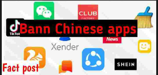 Why government banned 59 Chinese apps,and their best alternatives